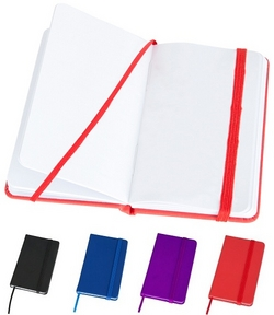 Soft-Feel Notebook
